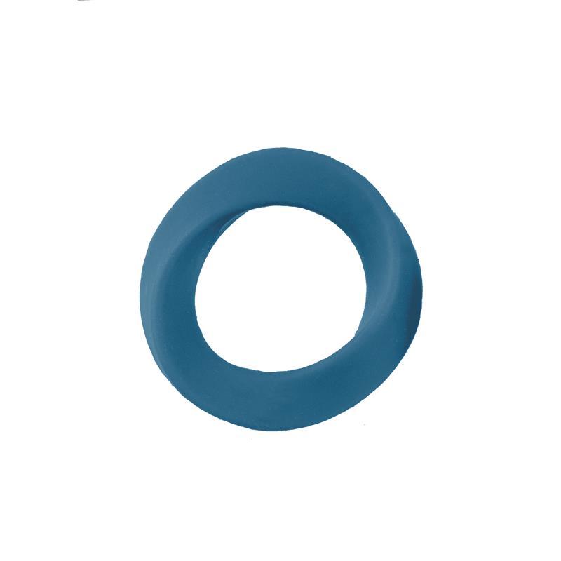 Shots Mjuze Infinty XL Anillo para el Pene Azul de MJUZE #satisfactoys