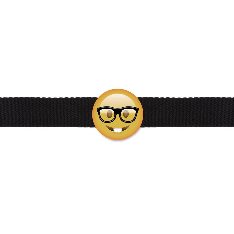 Shots S-Line Nerd Emoji