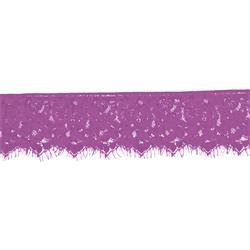 Mystère Lace Mask - Purple