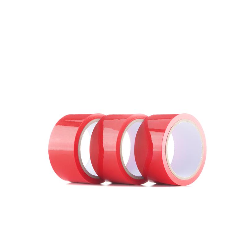Shots Ouch! Bondage Tape 3 pack Red