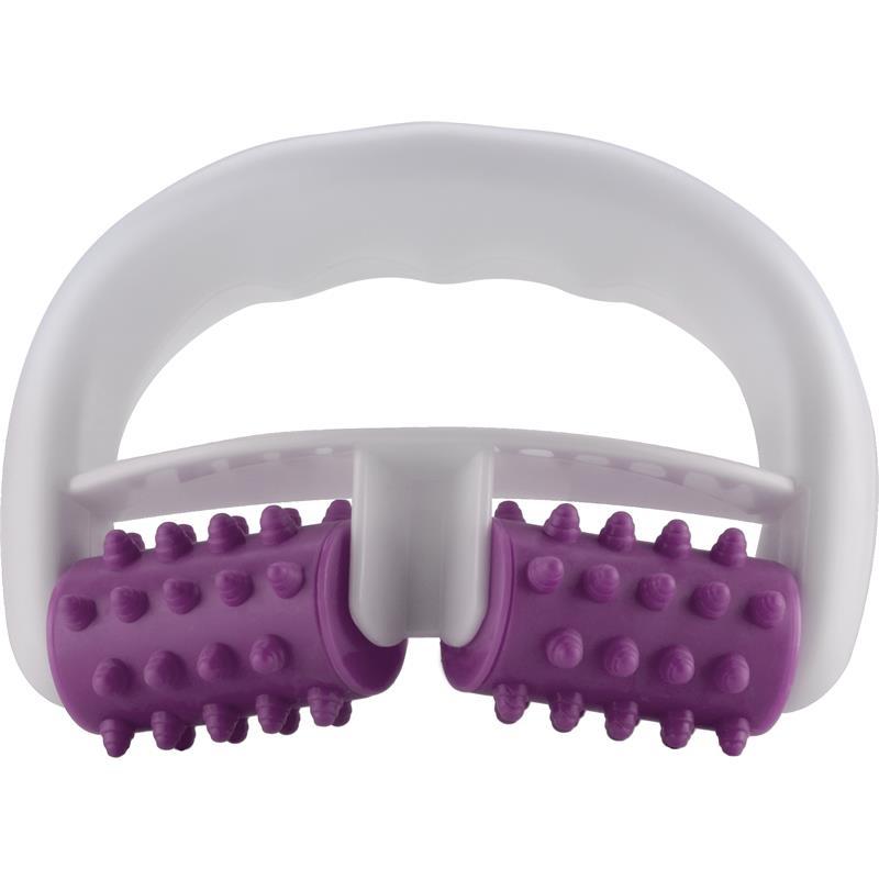 Masajeador de Rodillos Púrpura de TOUCHE #satisfactoys