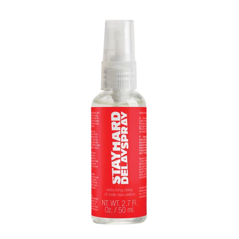 Shots Pharmaquests Stay Hard Delay Spray 50 ml