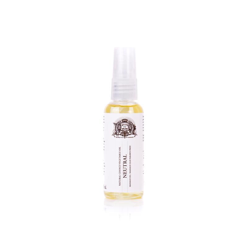 Massage Oil - Neutral - 50 ml