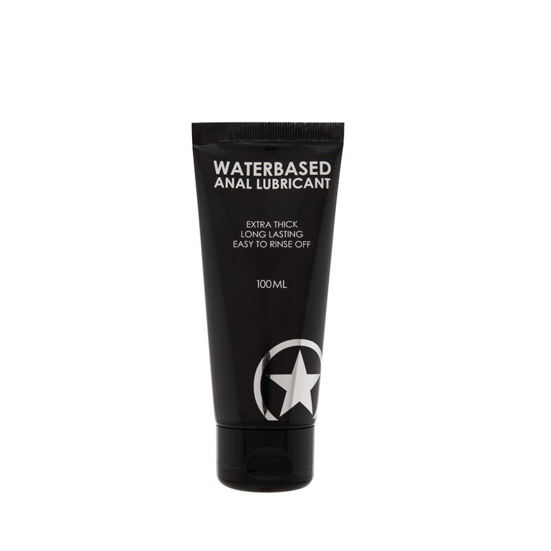 Shots Ouch! Waterbased Anal Lube 100 ml
