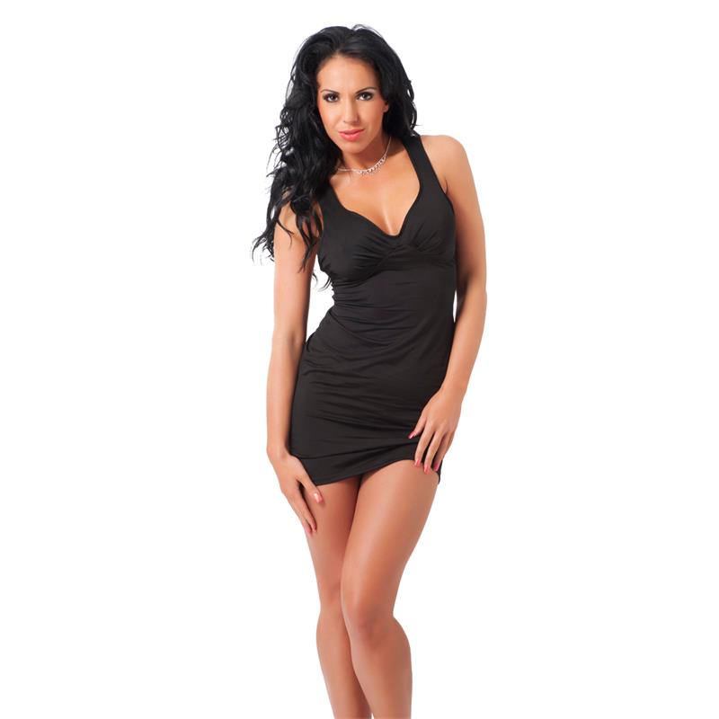 Rimba Amorable Vestido Sexy Color Negro Talla Única de AMORABLE #satisfactoys