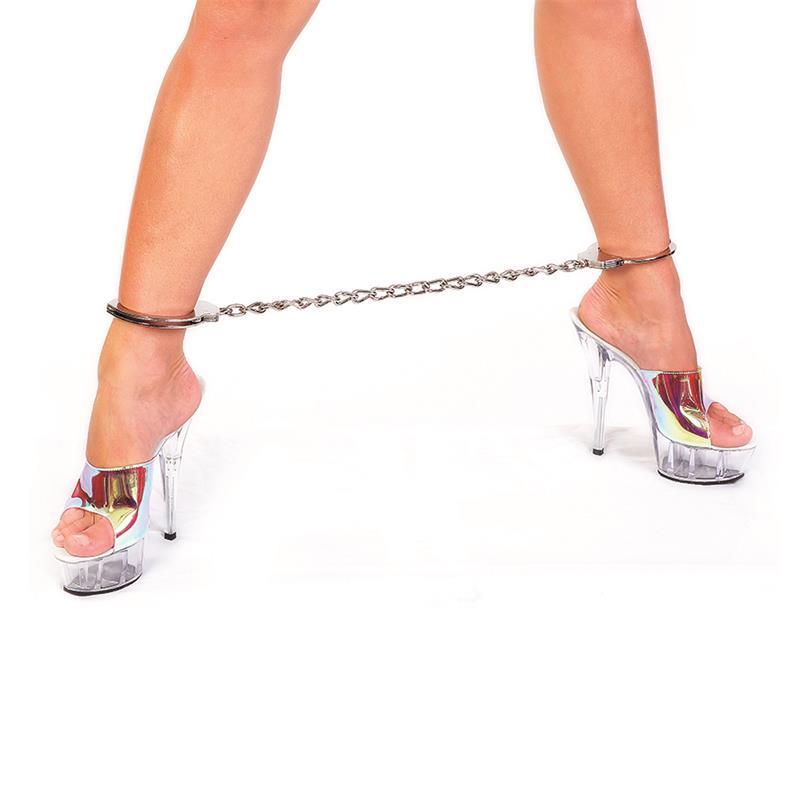 Rimba Bondage Play Esposas para los Tobillos Ajustables de BONDAGE PLAY #satisfactoys