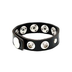 Penis ring with spikes-Adjustable