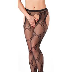 Suspender Tights-OS