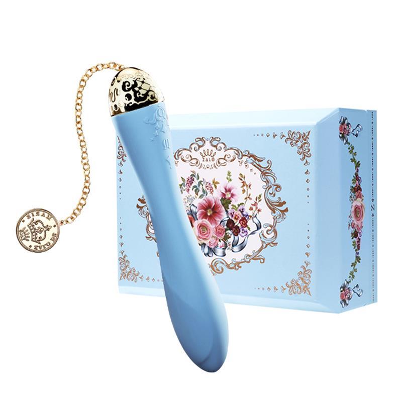 Vibrador Versailles - Marie (Con APP) Color Azul de ZALO #satisfactoys