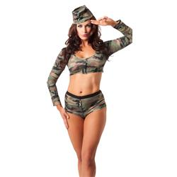 Army Uniform, 3 pcs.-SM