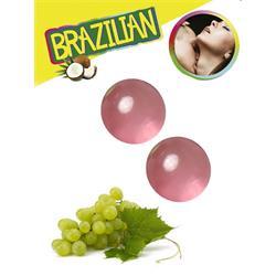 SET 2 BRAZILIAN BALLS AROMA UVA