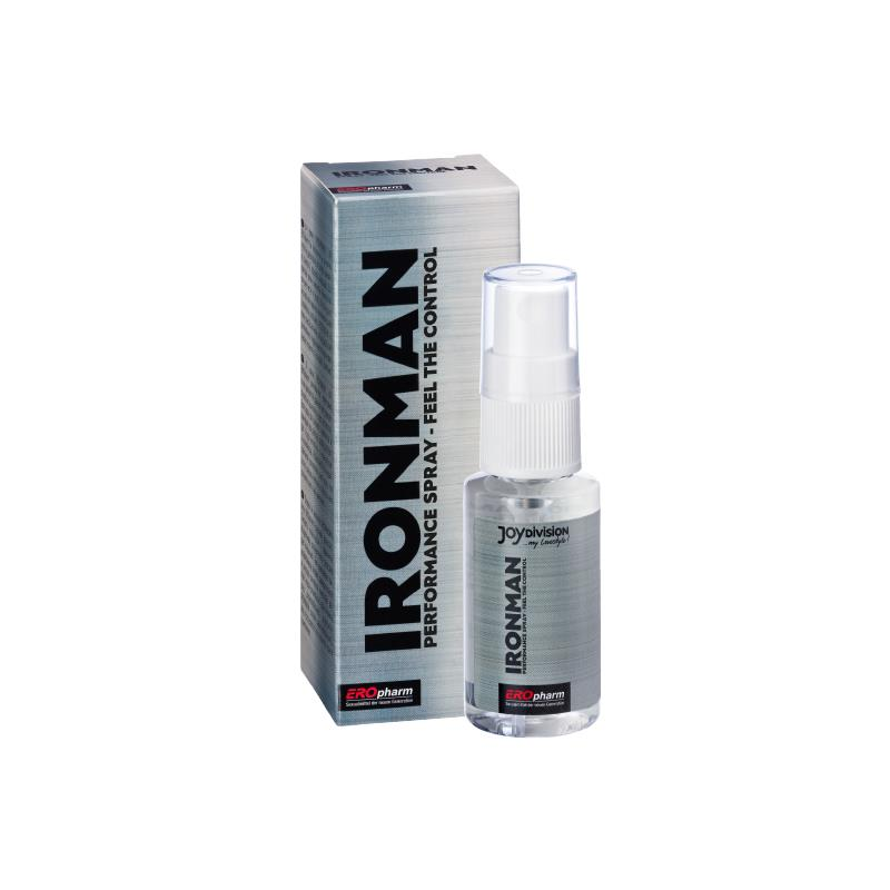 Joy Division Ironman Control Spray 30 ml