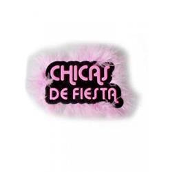 BROCHE ``CHICAS DE FIESTA´´