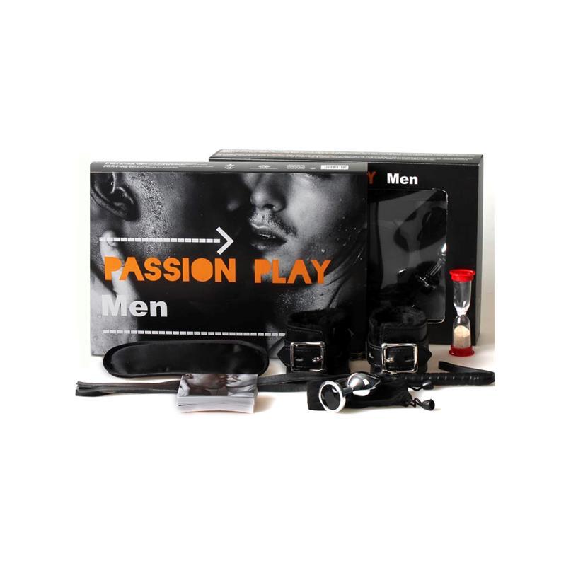 Secret Play Juego Passion Men de SECRET PLAY #satisfactoys
