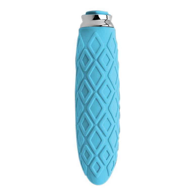 Bala Vibradora Foxy - Mini Diamond Color Turquesa de DORR #satisfactoys