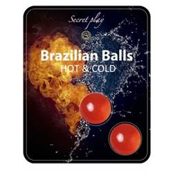 SET 2 BRAZILIAN BALLS EFECTO HOT & COLD