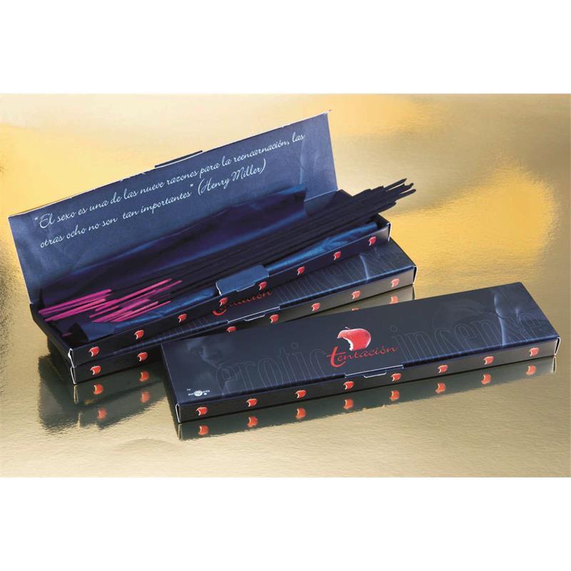 Tentation Erotic Incense Pheromone 20 Sticks  Berries