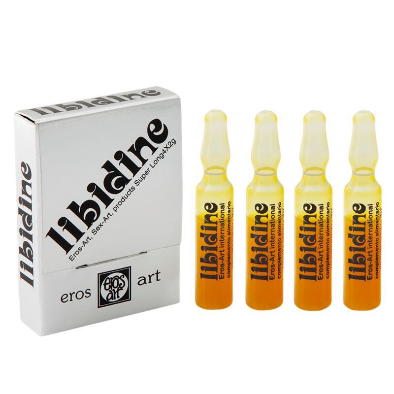 Erosart Ampoules Libidine