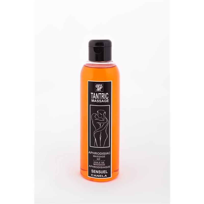 Erosart Aphrodisiac Tantric Oil Cinnamon 100 ml