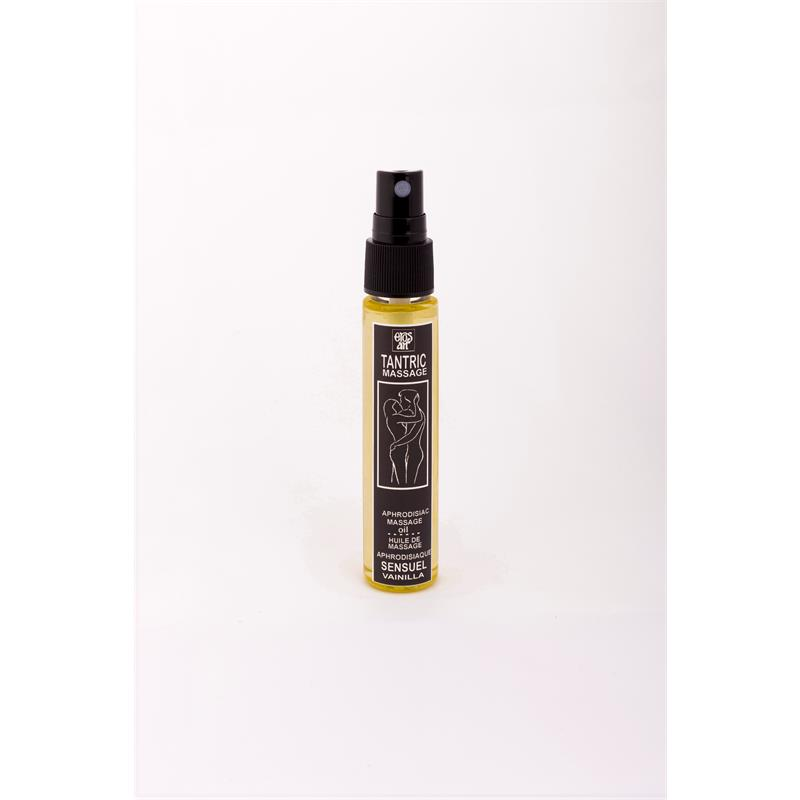 Erosart Aceite Afrodísiaco Tantric de Vainilla 30 ml de EROSART #satisfactoys