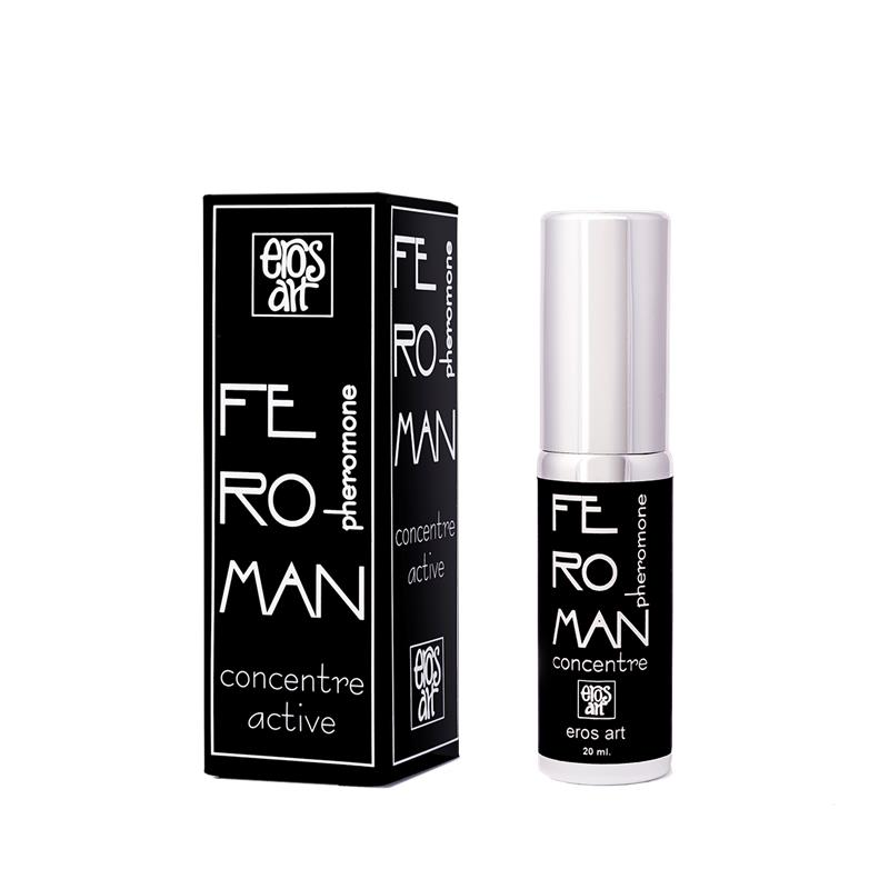 Erosart Pheroman Concentrate Sin olor 20 ml de EROSART #satisfactoys