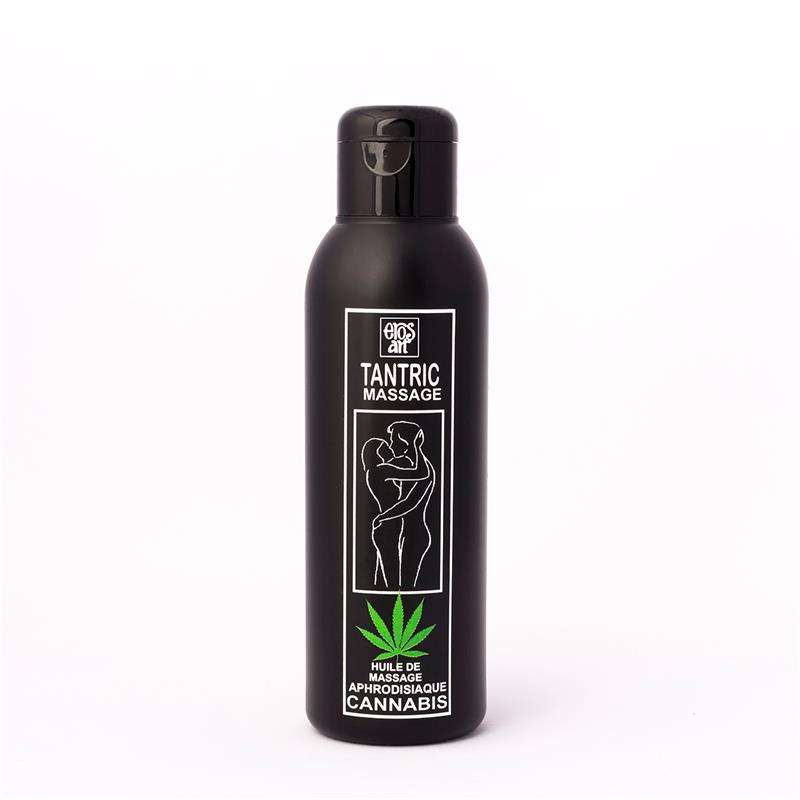 Erosart Cannabis Tantric Oil 125 ml