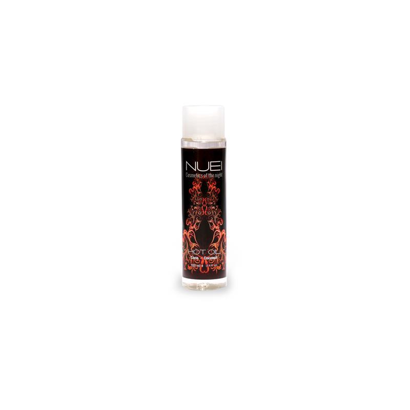 Nuei Aceite Hot Oil Efecto Calor Coco 100 ml de NUEI COSMETICS #satisfactoys