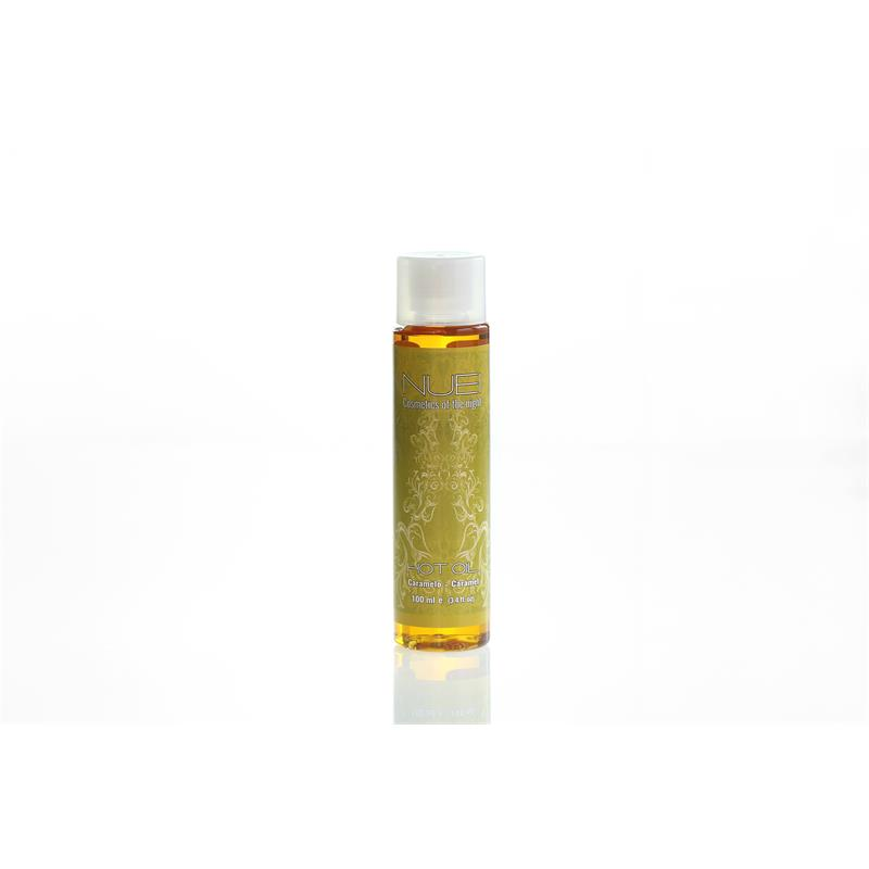 Nuei Aceite Hot Oil Efecto Calor Caramelo 100 ml de NUEI COSMETICS #satisfactoys
