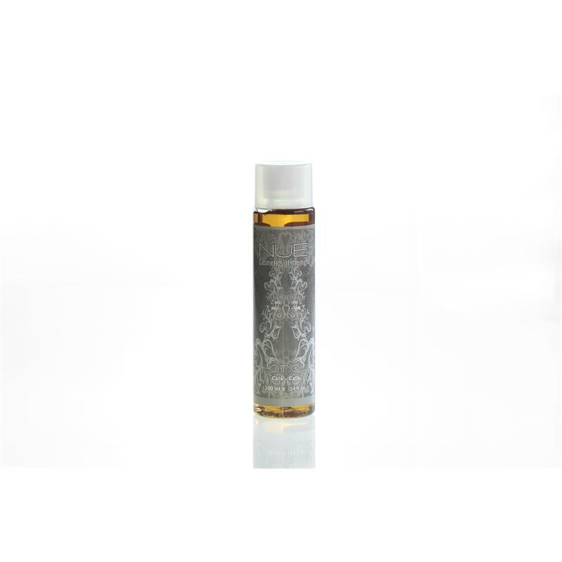 Nuei Aceite Hot Oil Efecto Calor Cola 100 ml de NUEI COSMETICS #satisfactoys