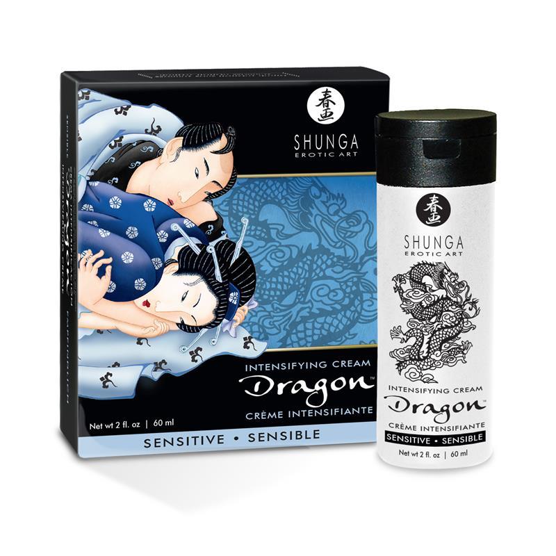 Shunga Crema de Viralidad Dragon Sensible de SHUNGA #satisfactoys