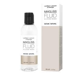 MIXGLISS SILICONE FLUID - NATURE 100ML