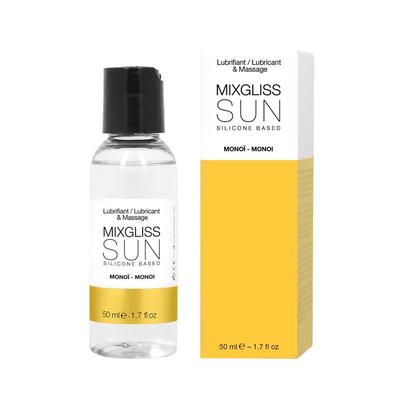 Mixgliss Lube Silicone Monoi 50 ml