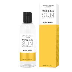 MIXGLISS SILICONE SUN - MONOI 100ML