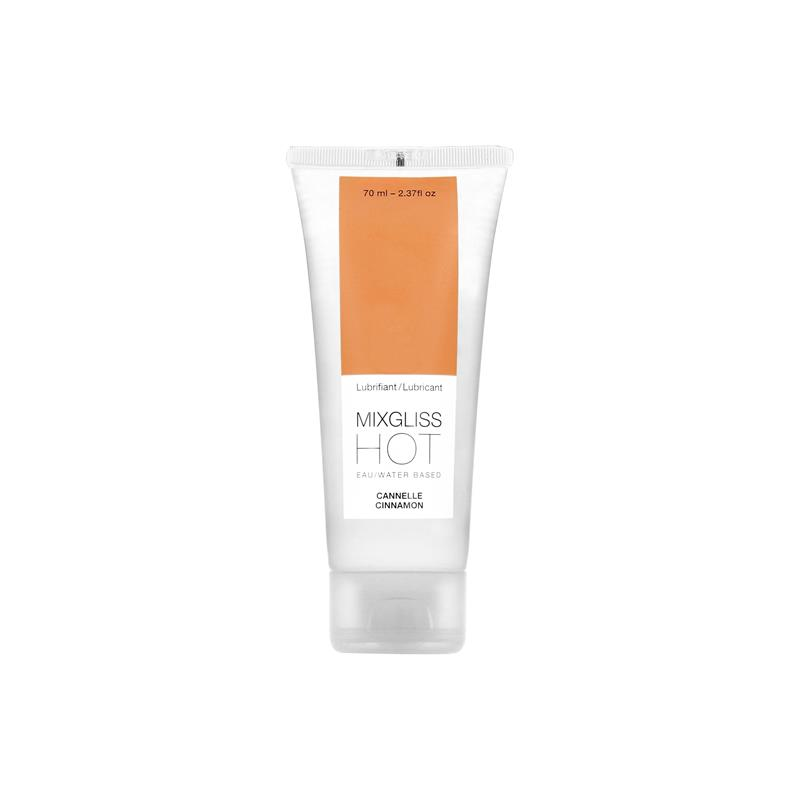 Mixgliss Water Based Lubricant Warm Effect 70 ml