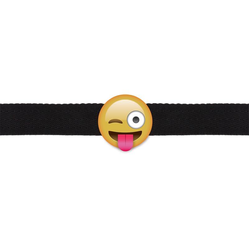 Shots S-Line Wink Emoji