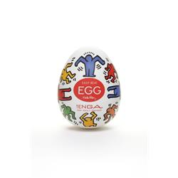 Egg dance - keith haring - unite