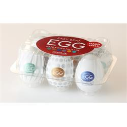 Egg variety pack 2 - pack de 6 oeufs differents