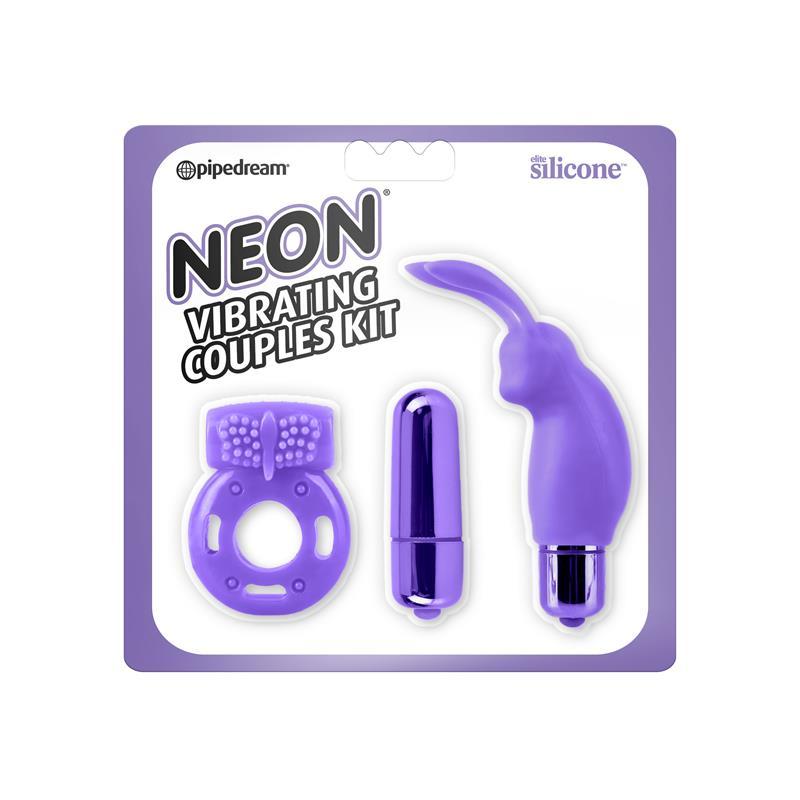 Neon Kit para Principiantes Color Púrpura de NEON #satisfactoys