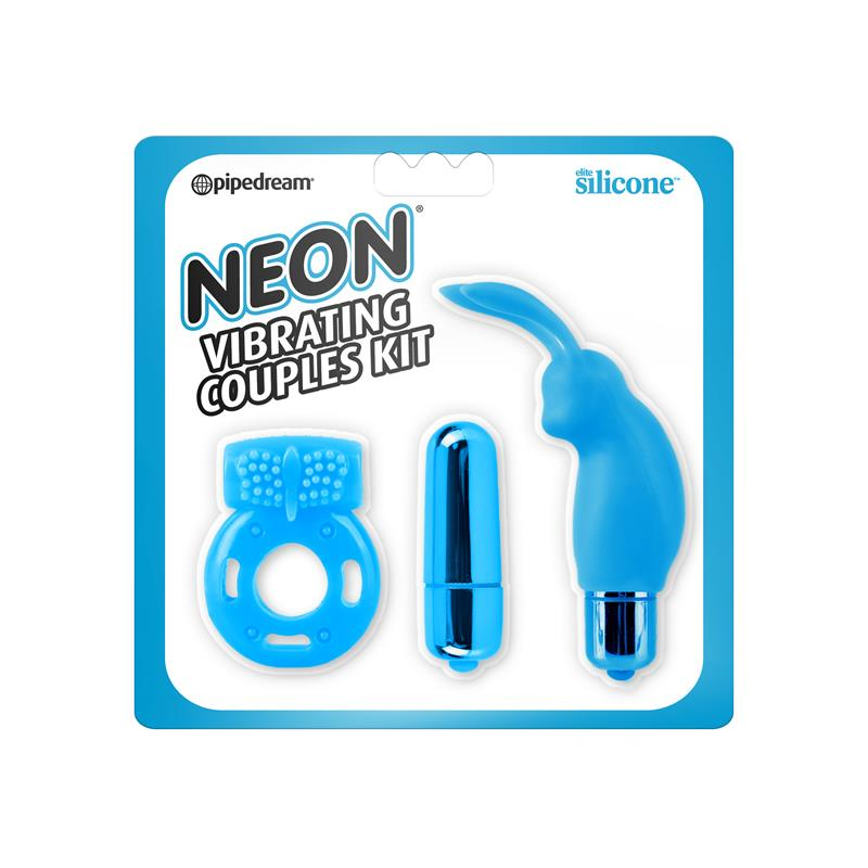 Neon Kit para Parejas Color Azul de NEON #satisfactoys