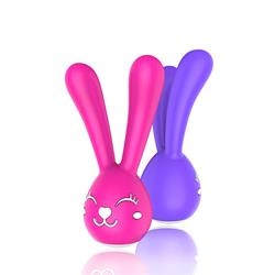 "Vibrador color lila ""nancy"""