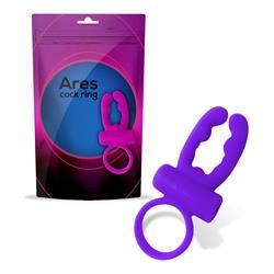"""Anillo vibrador """"ares"""" color lila"""