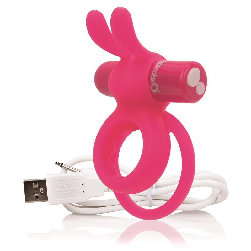 Charged Ohare Vooom Mini Vibe - Rosa de SCREAMINGO #satisfactoys