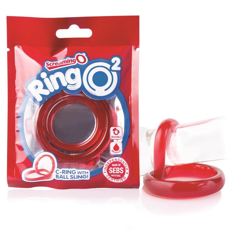 Ringo2  - Color Rojo de SCREAMINGO #satisfactoys