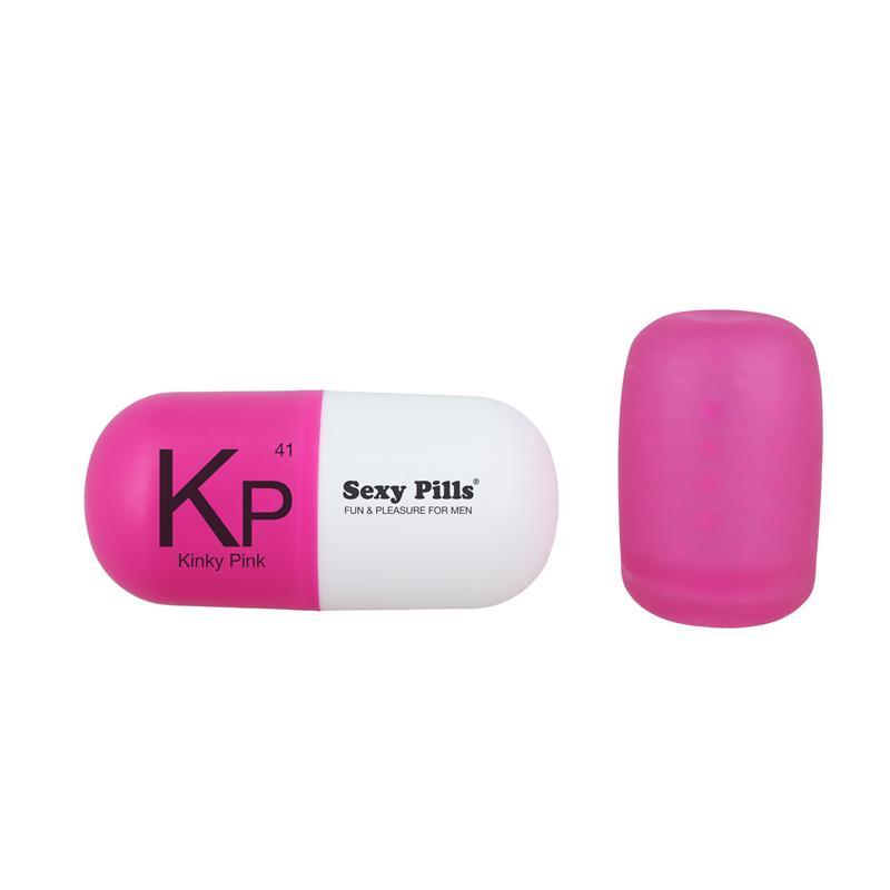 Masturbator Sexy Pills Kinky Pink