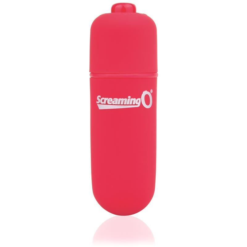 Bala Vibradora Soft Touch - Color Rojo (2)
