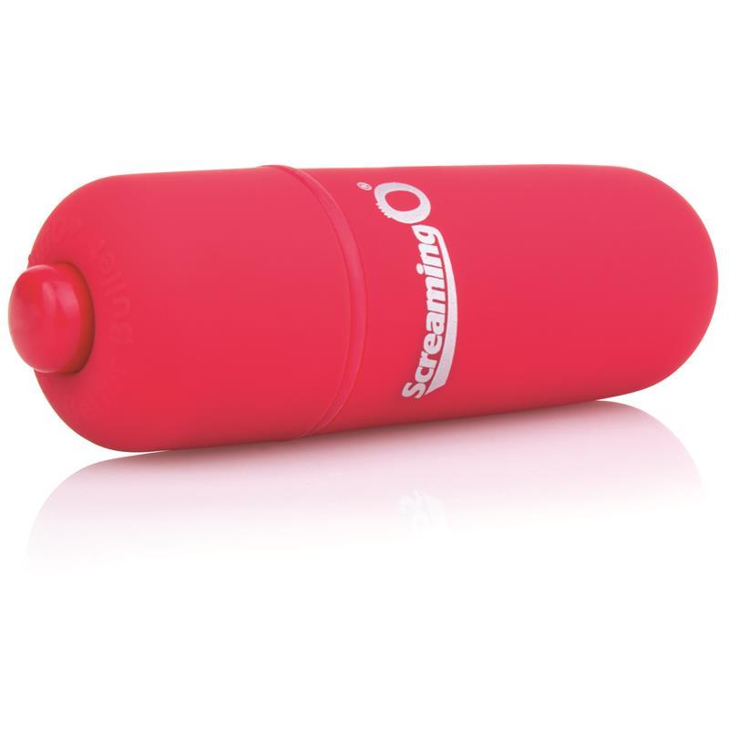 Bala Vibradora Soft Touch - Color Rojo (3)