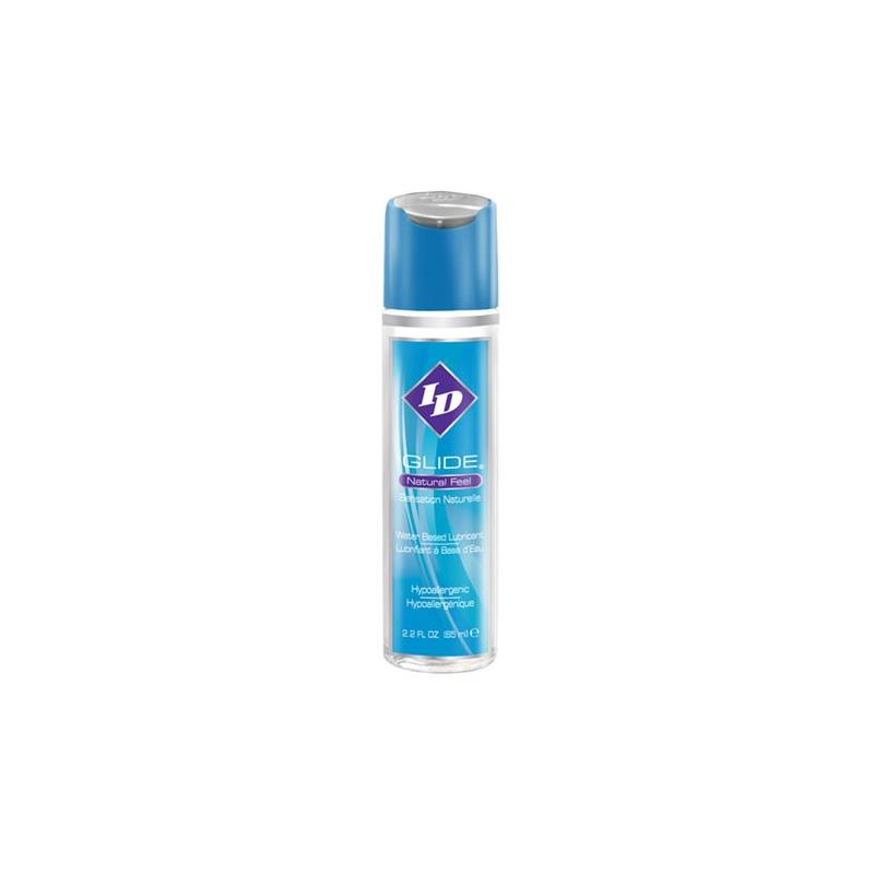 Lubricante a Base de Agua Glide 65 ml de ID LUBRICANTS #satisfactoys