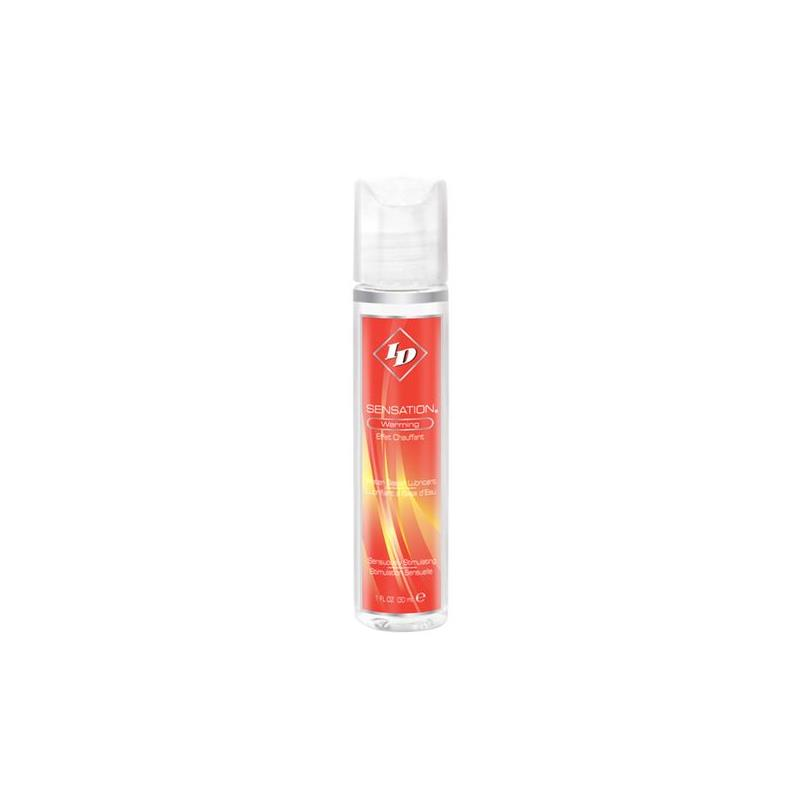 Lubricacante Efecto Calor Sensation 29 ml de ID LUBRICANTS #satisfactoys