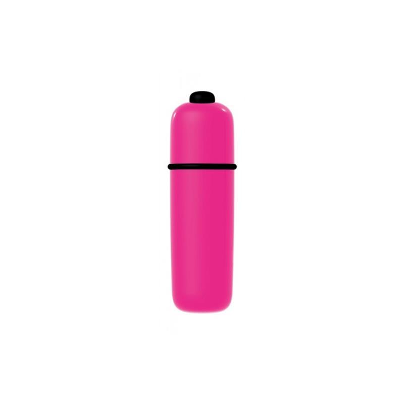 Bala Vibradora Waouhhh Color Rosa de LOVE TO LOVE #satisfactoys
