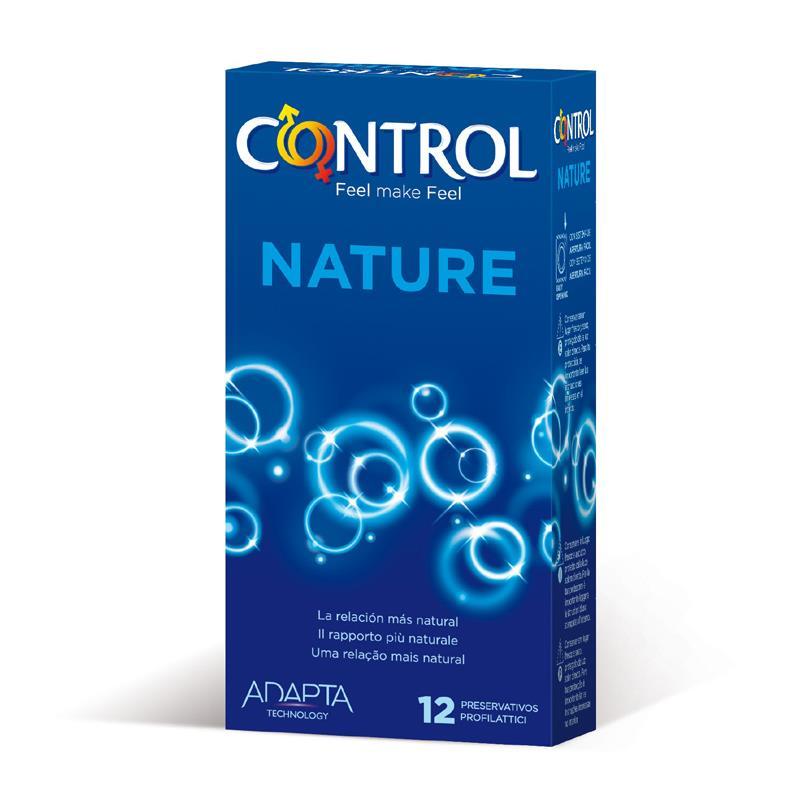 Preservativos Nature 12 unidades de CONTROL #satisfactoys